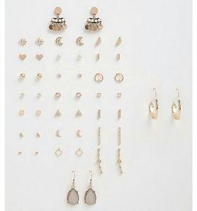 ❤Torrid Celestial Earring Set